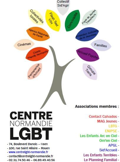 Centre lgbt de normandie 2017
