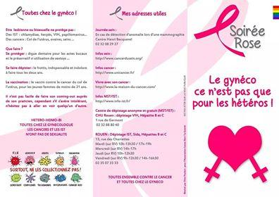 Triptique octobre rose 1